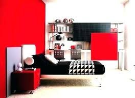 Red Black And White Living Room Ideas Bedroom Decorating – Best ...