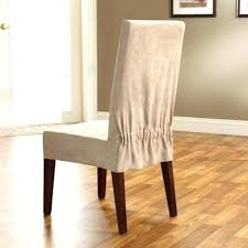 4 how to make dining room chair covers with