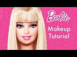 barbie makeup tutorial for children agers you