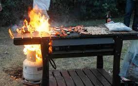 Barbeque safety — Arcadia Rural Fire Brigade