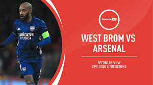 West brom sporting director luke dowling has left the club to continue the uncertainty at the hawthorns. West Brom Vs Arsenal Prediction Betting Tips Odds Preview Premier League