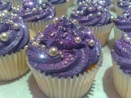 pretty purple cupcake. Beautiful Purple Add The Glitter And Pearls To Sleeping Beauty Cupcakes Inside Pretty Purple Cupcake A