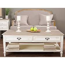 amazoncom baxton studio dauphine traditional french accent coffee table white kitchen u0026 dining accent coffee table e72