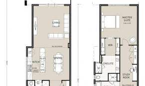 floor plan friday narrow block double