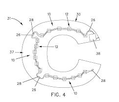 US06566824 20030520 D00003 patent us6566824 flexible lighting segment google patents on kichler under cabinet lighting wiring diagram