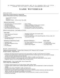 Resume Builder For Military Resume Format Examples 40 Impressive Uga Resume Builder