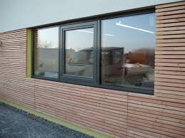 Holzfassade Außen Fassade Holz Holzfassade Und Holzhaus