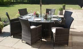 amazing rattan garden dining furniture ideas best interior design
