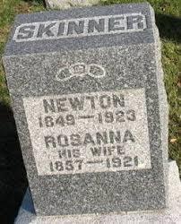 Rosanna Skinner (1857-1921) - Find A Grave Memorial