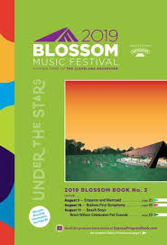 2019 Blossom Music Festival Book 3 By Live Publishing Issuu