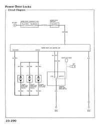 eg6 power lock wiring diagram and alarm install information honda  at 95 Accord Power Door Lock Module Wiring Diagrams