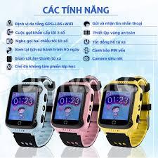 Đồng hồ định vị GPS trẻ em Wonlex GW500S, Giá tháng 6/2021