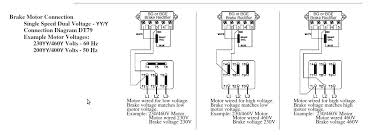 wiring diagram for a 3 phase 2 speed motor the wiring diagram why is my 3 phase motor turning at 42% of rated rpm wiring