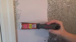 sparkle paint for wallsDIY glitter walls  YouTube