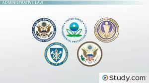 administrative regulatory law