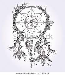 Dream Catcher Satanic Stock Images RoyaltyFree Images Vectors Shutterstock 56