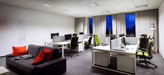 comfortable office. Comfortable And Pleasant Work Office. Office