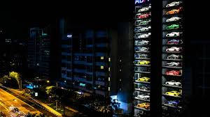 Singapore Car Vending Machine Video Beauteous You Can Now Buy Luxury Cars From A Gigantic 48Story Car Vending Machine
