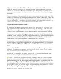 "essays on racism in to kill a mockingbird racism in ""to kill a mockingbird"" essay example for"