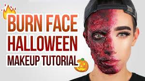 easy burn special fx halloween makeup tutorial jchareauty you