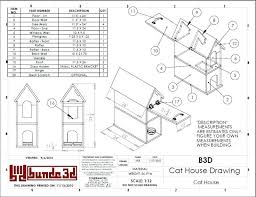 cat house plans free build outdoor winter best ideas about on 5 prissy building plans to build cat house