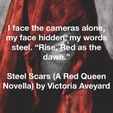 steel scars victoria aveyard lilly red queen