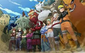 Naruto Dual Monitor Wallpapers - Top ...