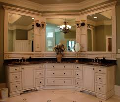 Bathroom Vanity Mirrors. South Shore Decorating Blog 20 Gorgeous Bathroom  Vanities. Stunning Bathroom With Clawfoot Tub And Ornate Vanity Mirrors  Over ...