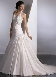 lace halter wedding dresses prom dresses