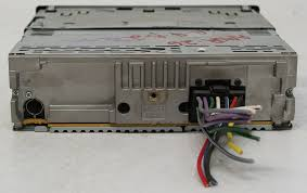 In Dash Receivers AMUR 26 detailed image 2 sony cdx gt07 aftermarket used 45 watts x 4 mp3 cd player radio aux on sony cdx gt07 wiring harness