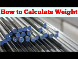 Mild Steel Round Bar Weight Chart How To Calculate Weight Of Round Mild Steel Weight Of Mild Steel Unit Weight Of Steel Ms Rod