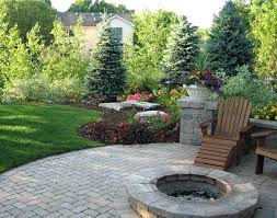 Landscaping Design Ideas For Backyard Awesome Decorating Ideas
