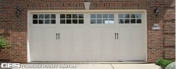 chi garage doorSteel Face  Carriage House  GEIS Garage Doors  Milwaukee