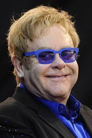 """Getty English singer-songwriter Sir Elton John. Elton is feeling much better. """"The pain was horrible but the break to recover has done him the world of good ... - English-singer-songwriter-Sir-Elton-John"""