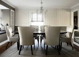 gray dining room table set