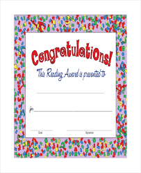 Congratulations Certificates Templates 14 Congratulations Certificate Templates Free Sample