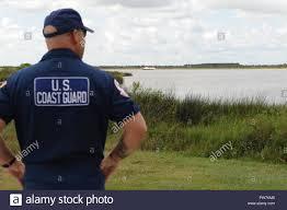 Marine Science Technician Coast Guard Petty Officer 1st Class Bret Tindol A Marine