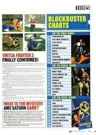 Top Charts 1997 The Top Of The Blockbuster Charts In The Uk In January 1997