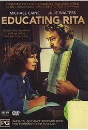 educating rita imdb educating rita poster
