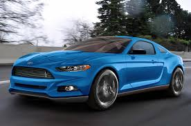 2015 Ford Mustang to be Lighter and Smaller (Updated) - Motor Review