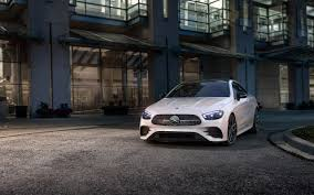 Unlike the previous generation, this generation coupe/convertible share the same platform as the sedan/wagon. The E Class Coupe Mercedes Benz Usa