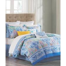 echo design painted paisley cotton duvet cover mini set free today com 18932360