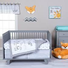 forest nursery bedding trend lab forest 3 piece crib bedding nursery decor woodland forest animals baby