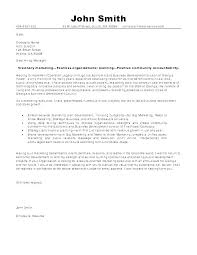Example Of A General Cover Letter Cover Letter Resume Example Sample