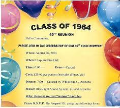 Class Party Invitation Reunion Invitation Card Template Class Family Templates Jjbuilding