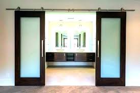 sliding barn door mirror uk craftsman style sears doors hardware arched good mirrored pottery interior for