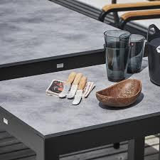 Jan Kurtz Quadrat Tisch Gestell Schwarz