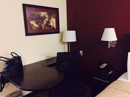 red roof inn kalamazoo east expo center nice little desk area too