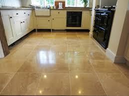 travertine floor before repolishing travertine floor after repolishing