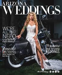 Arizona Weddings Magazine Dec Jan 2017 Edition By Arizona